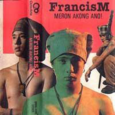 One of the best and famous albums of Francis Magalona!