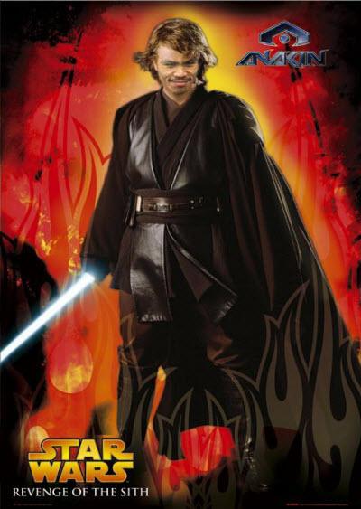 Manny Pacquiao As Anakin Skywalker