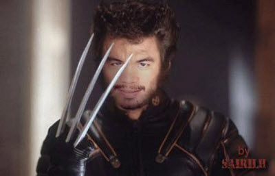 Manny Pacquiao As Wolverine