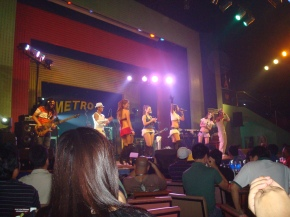 Mocha Girls at Metro Concert Bar