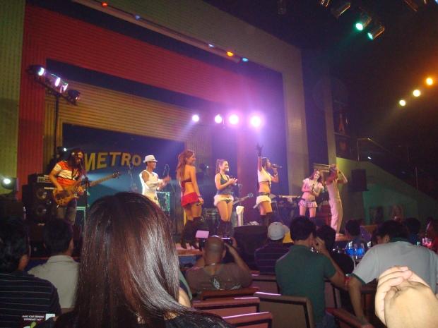 Mocha Girls at Metro Concert Bar