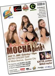 Mocha Girls - Tickets