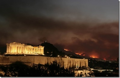 Athens on Fire 3