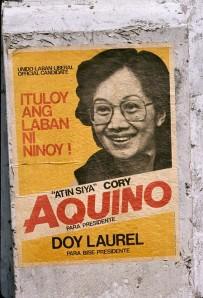 Cory Aquino Campaign Ad