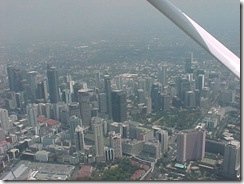 Makati City - Aerial View
