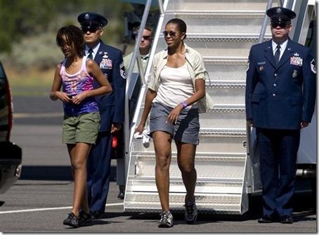 Michelle Obama Shorts