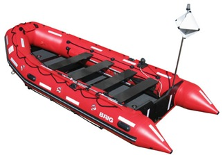 Brig Solas-Approved Inflatable Rescue Boats - Rescue C8