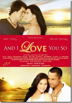 andiloveyousoposter