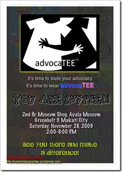 AdvocaTEE Invite 2