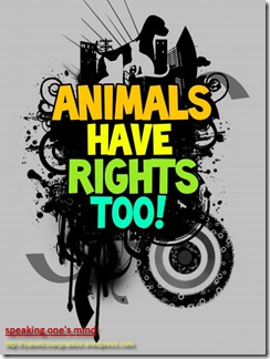 Animals Have Rights Too - 3