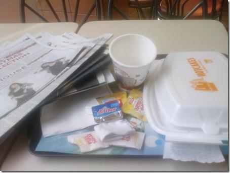 Breakfast 11272009