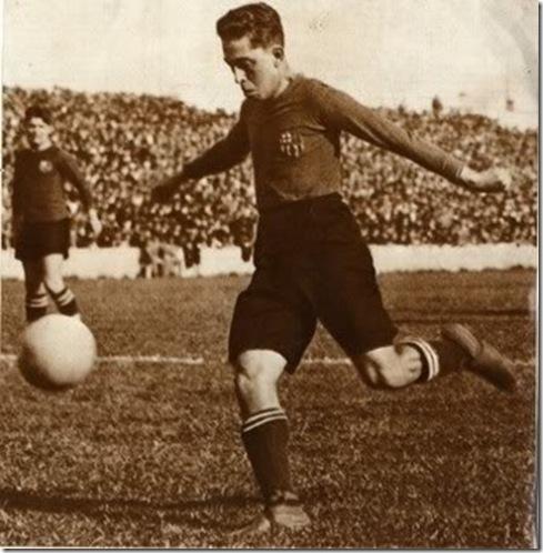 FC Barcelona - Paulino Alcantara