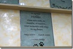 Hollis (see links below for image source)