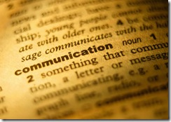 Communication is Globalization.
