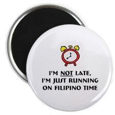Filipino Time - Madaming Dahilan!