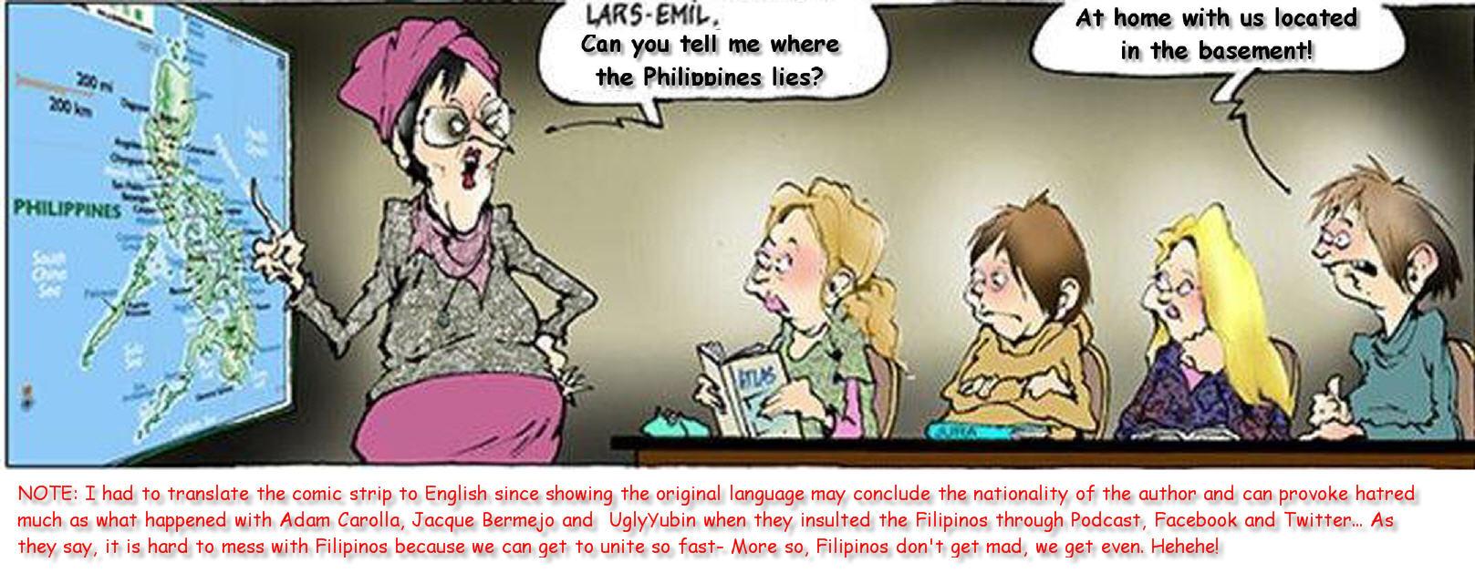Filipino Jokes