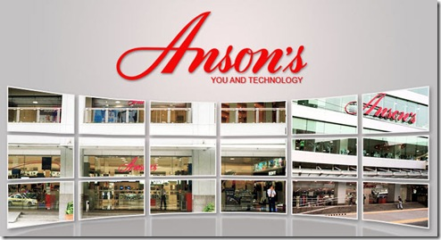 Ansons Applicance Center