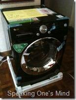 LG Washer 1