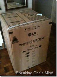 LG Washer 2