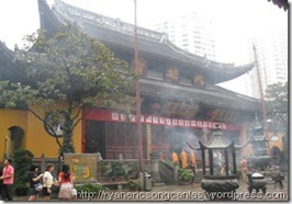 The Jade Buddha Temple