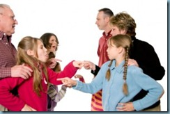 Family Conflict - Image from www.karenschristmasblog.com