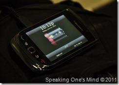 Speaking One's Mind