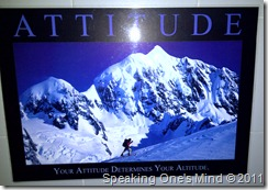Speaking One's Mind © 2011