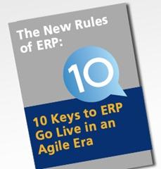 10 Keys to ERP Go Live