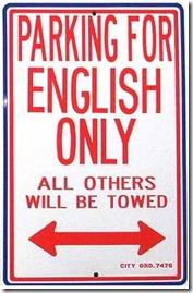 Language Discrimination