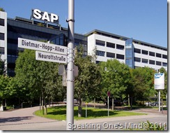 SAP AG Headquarters - Photo From Wikipedia