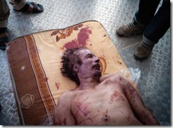 Gaddafi is Dead