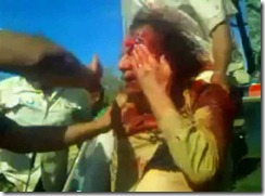 Gaddafi's Final Moments - 1