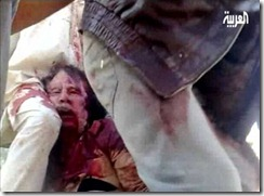 Gaddafi's Final Moments - 5