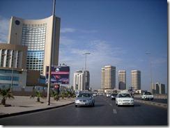 Libya Skyline - Day