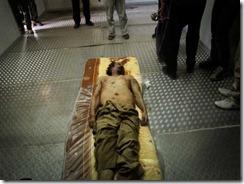 Muammar Gaddafi - Dead