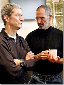 Steve Jobs - Tim Cook