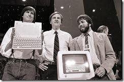 Steve Jobs - Wozniaki