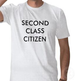 Second Class Citizen