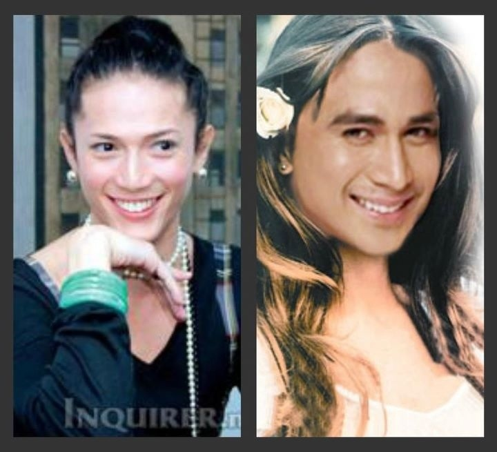 ... or talkshows that Piolo Pascual is gay, it should be perfectly okay!