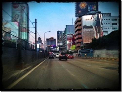 Empty Edsa